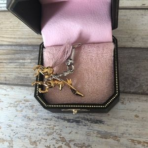 Juicy Couture Jewelry - Juicy Couture Knight in Shining Armour Horse Charm